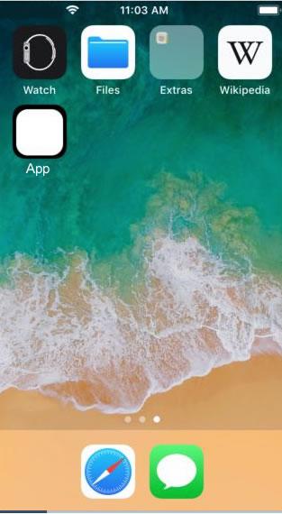 App ios instalacion cerrajeros paso5