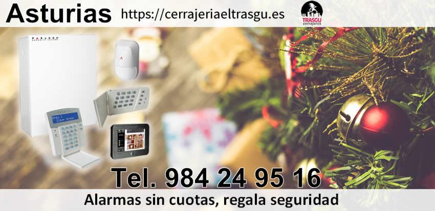 alarmas sin cuotas regala seguridad cerrajeros asturias