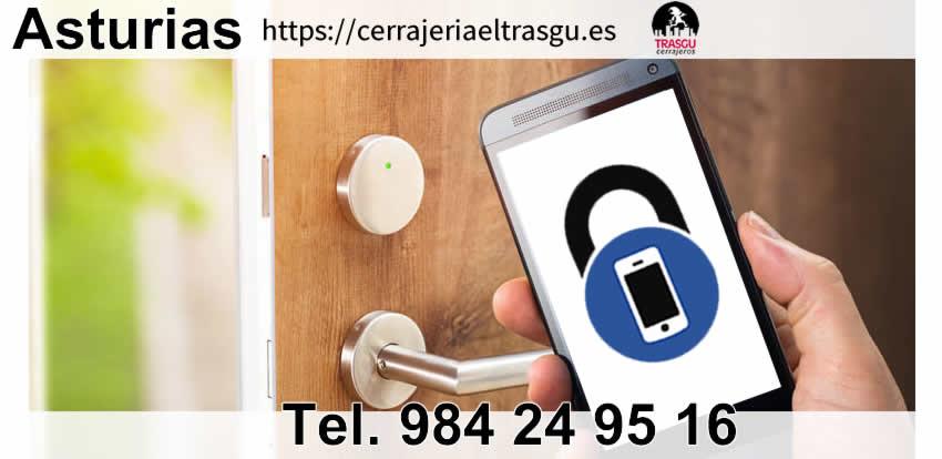 cerraduras inteligentes cerrajeria en asturias