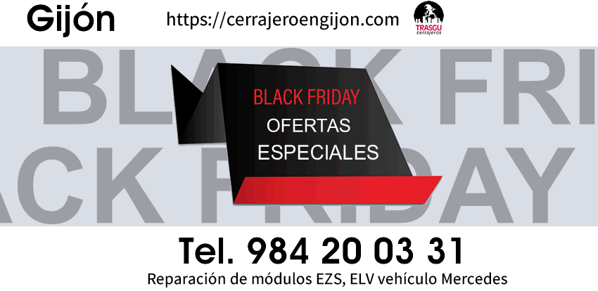 cerrajeria el trasgu black friday cyber monday