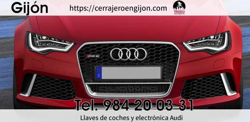 cerrajeros copia llaves coche audi el trasgu en asturias