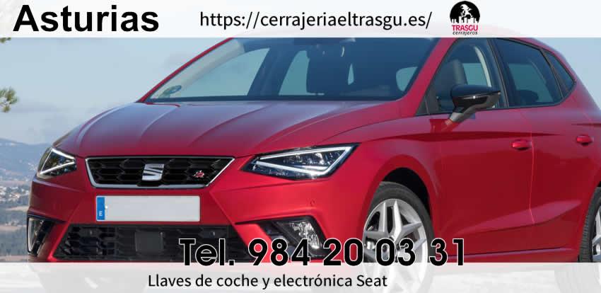 cerrajeros copia llaves coche seat el trasgu en asturias