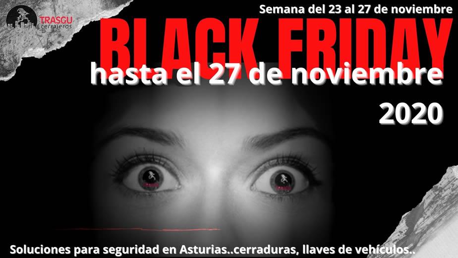 cerrajeros Oviedo Trasgu Black friday ciber Monday
