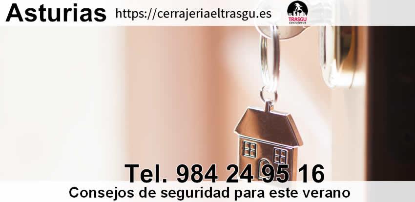 consejos de seguridad para este verano en asturias