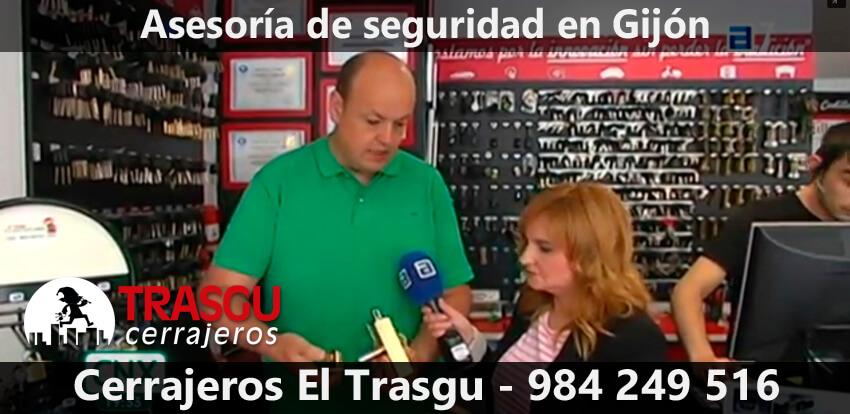 Asesoría de seguridad en Gijón