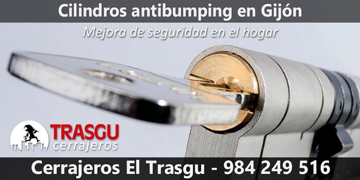 cilindro antibumping Gijón