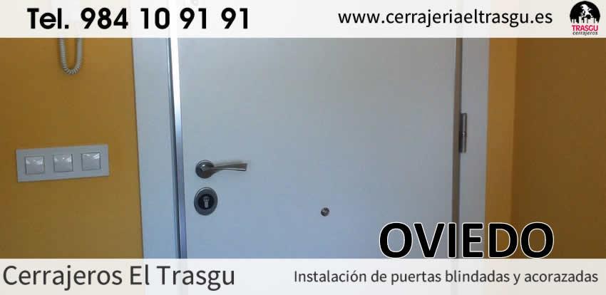 Instalaci n de puertas blindadas y acorazadas oviedo - Precio de puertas blindadas ...