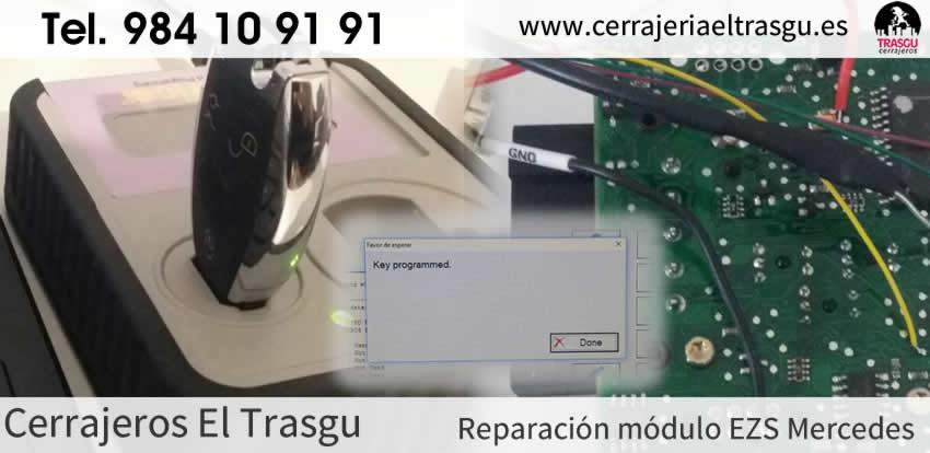 reparacion modulo ezs mercedes asturias el trasgu
