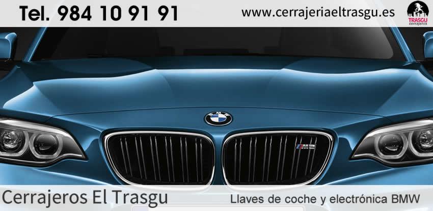 copia de llaves de coche bmw en asturias